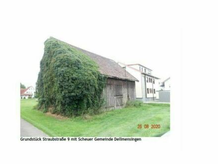 Bauplatz in Dellmensingen zu verkaufen!