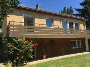 Einfamilienhaus in Aussichtslage sucht Handwerker