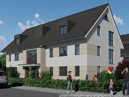 Neubau (KFW 55) Eigentumswohnungen in gefragter Lage in Bürgerfelde