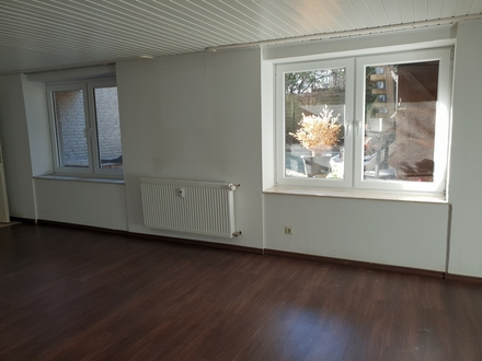Büro- und Wohnfläche - Küche, Bad u. Terrasse inclusive!