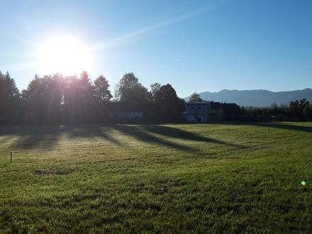 7 ebenerdige, sonnige Bauparzellen im Ortsteil Lederau der Marktgemeinde Vorchdorf