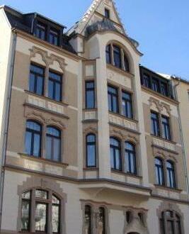 1-Raum-Wohnung Hochpaterre 51,3m² Plauen zentrumsnah