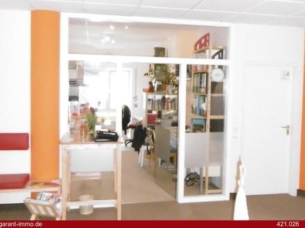 Top Geschäftsräume in idealer Leipziger Wohngegend als Praxis oder Büro