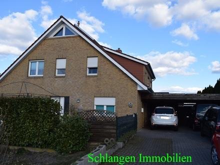 Objekt Nr. 21/009 Zweifamilienhaus m. Doppelcarport in Saterland - OT Sedelsberg