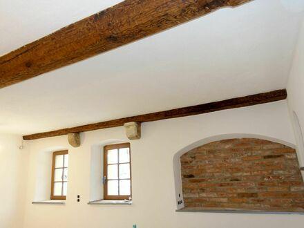 198.600,- für 33 qm Terrassen-Wohnung auf Neubauniveau mit Charme im kernsanierten historischen Haus
