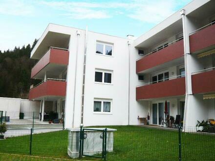 Barrierefreie, geförderte 2-Zimmer Seniorenwohnung in Hüttau! Mit hoher Wohnbeihilfe und Tiefgaragenplatz