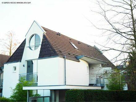 Münsters Villenviertel: Die Architektenwohnung im 2-Familien-Haus