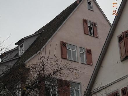 Gebäuderückseite