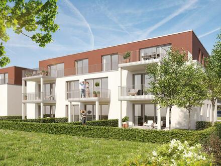 TOP-Neubauwohnungen in stadtnaher Lauflage