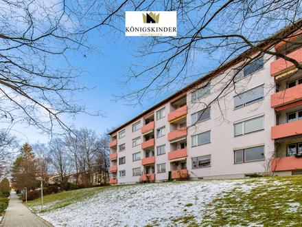 Helle,leerstehende 4-Zimmer Wohnung in Eningen u.A.