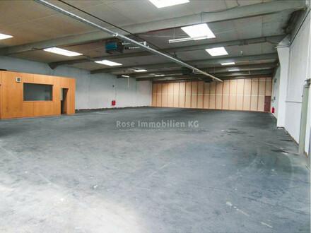ROSE IMMOBILIEN KG: Lager-/ Produktionshalle mit Büros nahe der BAB 30
