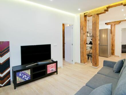Renovierte 2-Raumwohnung im Erdgeschoss