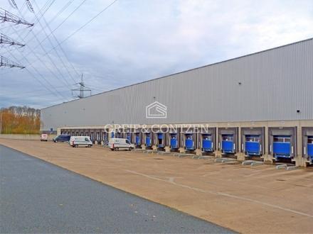 ANMIETUNG ÜBER GREIF & CONTZEN ++ Modernes Logistikzentrum an der A40