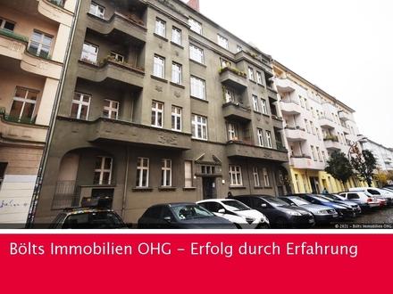 *** 4 Wohnungen in bester Lage von Friedrichshain im Paket zu verkaufen ***