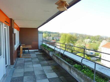4-Zi.-Penthouse: Aussicht der Extraklasse über Ravensburg!