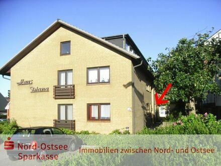 2-Zimmer-Ferienwohnung mitten in Wittdün!