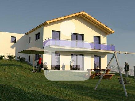 » Neubau mit atemberaubender Aussicht «
