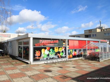 Supermarkt für Kapitalanleger in Wolfsburg zu verkaufen.