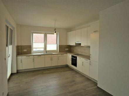 Neubauwohnung mit hochwertiger Einbauküche in Werlte
