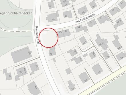 Baugrundstück in Bielefeld-Senne