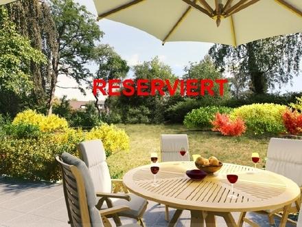Neubau 5 Zi.-Whg. mit eigenem großen Garten in ruhiger Lage von Solln nahe der U3