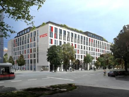 Erstbezug: Provisionsfreie, vollausgestattete Business-Apartments mit Blick über Wien