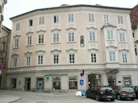 Geschäftsfläche am Stadtplatz