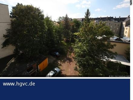 TOP 2 Zi. DG WE - UNI NÄHE - Gablenz - Südseite - mit Balkon und Einbauküche !!!!