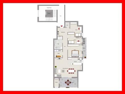 Neubauprojekt: KfW-55 Effizienzhaus als Wohnhauskomplex mit 12 Wohnungen