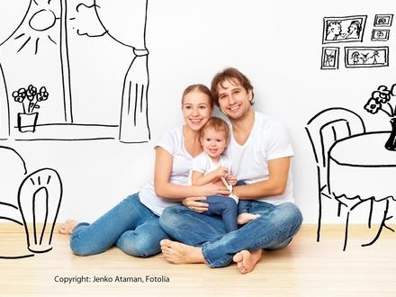Neu, modern, top Lage: Ihr neues Zuhause!