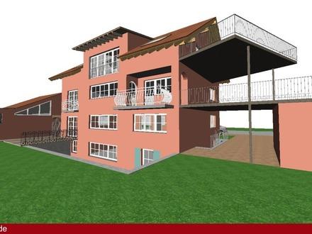 Neubau-Dachgeschosswohnung mit einem traumhaft schönem Panorama!!!