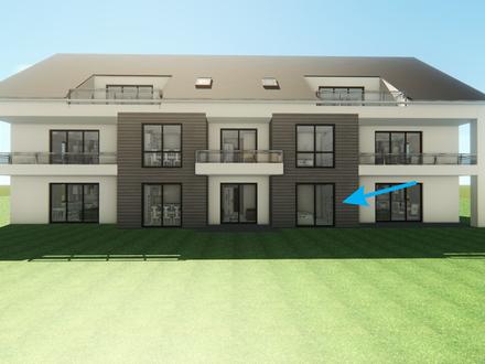 Mit Terrasse und Platz für Ihren grünen Daumen