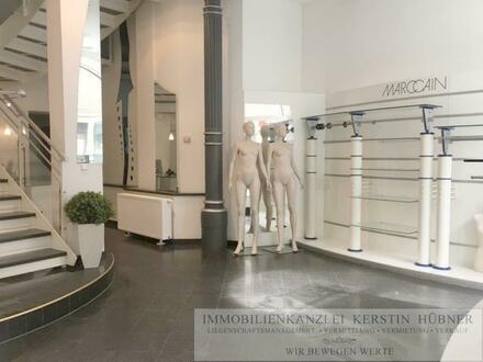 Exklusive Verkaufsfläche in Einkaufsmeile Hauptwachstraße in Bamberg