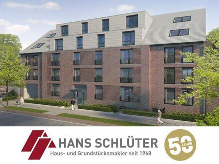 Estklassig Wohnen - Hochwertige Neubau-Eigentumswohnungen an der Gete