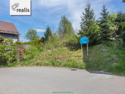 +++Baulücke mit traumhaftem Ausblick+++Grundstück in gewachsener Einfamilienhaussiedlung+++
