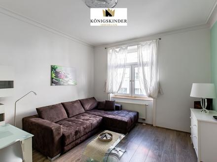 Tolle Wohnung in toller Lage kompl. möbliert in unmittelbarer Nähe vom Marienplatz