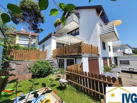 Sonnige 3-Zimmer-Eigentumswohnung mit Keller und Garage in Bodolz-Enzisweiler!
