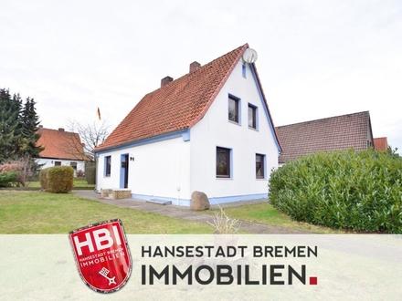 Ritterhude / Einfamilienhaus mit Einliegerwohnung