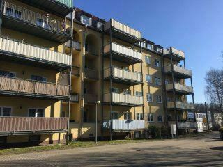 +++Zentrumnahes Wohnen in Ufernähe der Zwickauer Mulde mit Aufzug+++