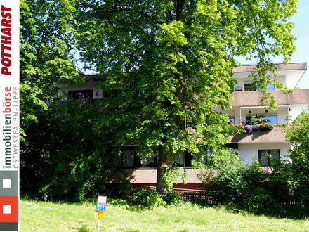 Gepflegte 2-Zi- Wohnung in Kurparknähe