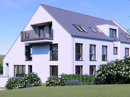 Hochwertige Dachgeschosswohnung in bester Lage von Haibach