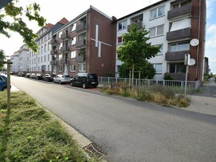 Renovierte Wohnung in Kanalnähe
