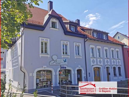 Ein- bis Zweifamilienhaus mit Gewerbeeinheit in Sulzbach-Rosenberg
