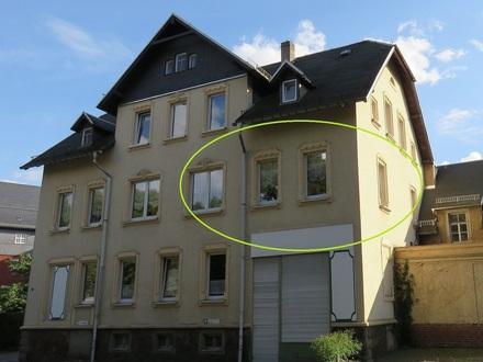 Frisch saniert...nur für Sie! 3 Zimmer mit Balkon in Reichenbrand...