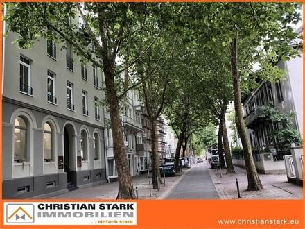 Gesuchte Lage Kurhausstraße: großzügige, komfortable 2,5 Zimmer-Wohnung mit Südbalkon.