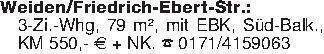 Weiden/Friedrich-Ebert-Str.:3-...