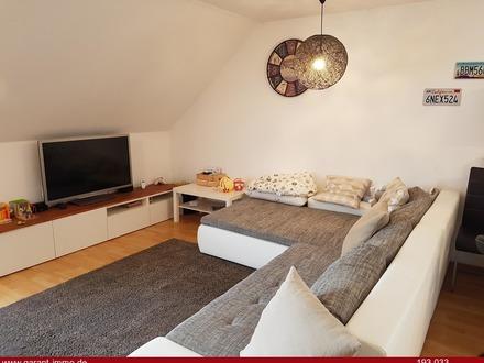 -RESERVIERT- Exklusiv in Oberkirch! Seltene, geräumige Maisonette-Wohnung zu erwerben.