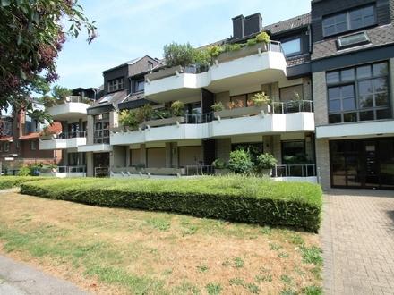 Gepflegte Wohnung mit Panoramablick in bester Lage!