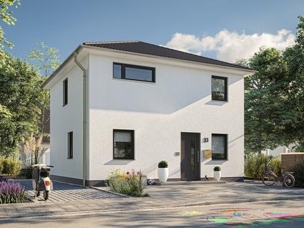 Erbpachtgrundstück inkl. Baugenehmigung und eine Stadtvilla von Town & Country