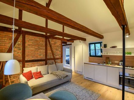 Hochwertig eingerichtetes Apartment mit 2 Zimmern in Wolfsburg-Hattorf!